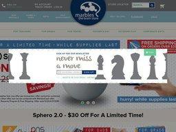 Marbles the Brain Store screenshot