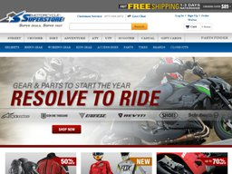 Motorcycle Superstore screenshot