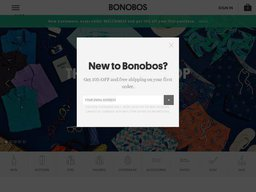 Bonobos screenshot