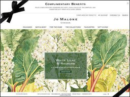 Jo Malone screenshot