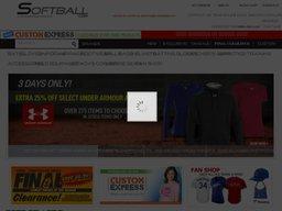 Softball.com screenshot