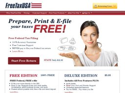 is there a coupon code for freetaxusa