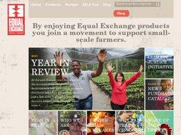 Equal Exchange screenshot