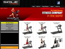 Sole Fitness screenshot