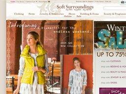 Soft Surroundings screenshot