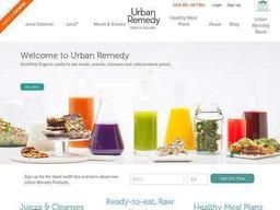 Urban Remedy screenshot