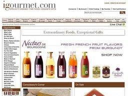 igourmet.com screenshot