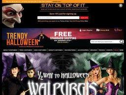 Trendy Halloween screenshot