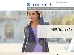 Travelsmith screenshot