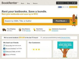 BookRenter screenshot