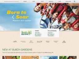 Busch Gardens screenshot