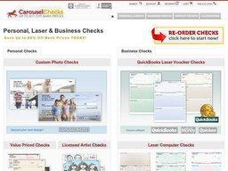 Carousel Checks screenshot
