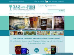 Glass with a Twist screenshot