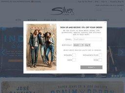 Silver Jeans screenshot