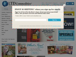 LTD Commodities screenshot