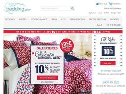 Bedding.com screenshot
